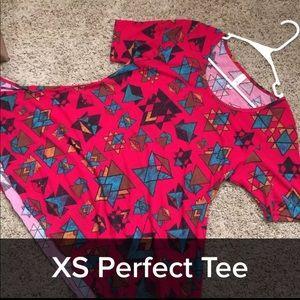 Lularoe Perfect T XS
